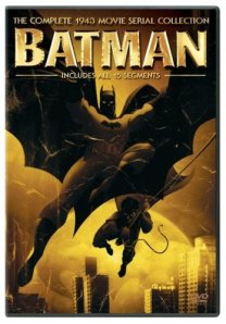 Batman 1943 DVD