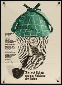 Sherlock Holmes and the Deadly Necklace 1962