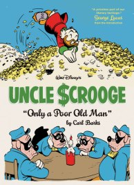 Uncle Scrooge in Only a Poor Old Man