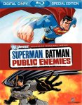 Superman-Batman Public Enemies Blu-Ray