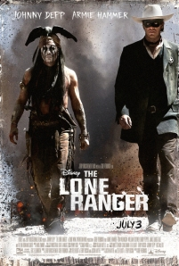 Lone Ranger Movie Poster