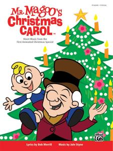 Mr Magoos Christmas Carol 1962