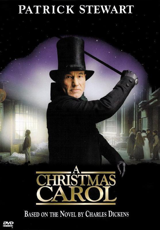 Scrooge Month Day 12 Sir Patrick Stewart In A Christmas Carol 1999