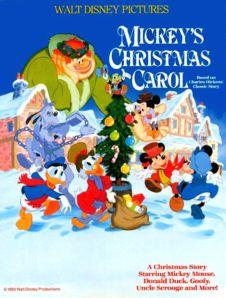 Mickey's Christmas Carol 1983