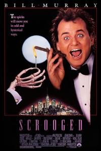 Scrooged 1988