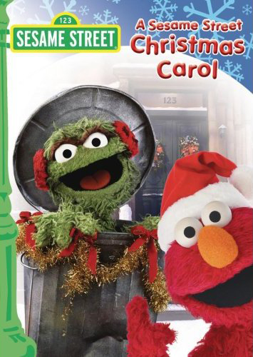 Scrooge Month Day 16 Oscar The Grouch In A Sesame Street