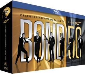 Bond BluRay