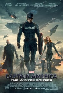 Favorite of the Year: Captain America-The Winter Soldier