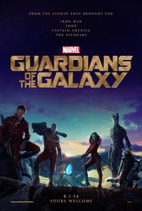 Favorite of the Month: Guardians of the Galaxy (2014)