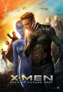 Favorite of the month:  X-Men: Days of Future Past