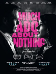 Favorite of the Month: Much Ado About Nothing (2012)