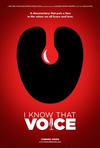 Favorite of the Month: I Know That Voice (2013)