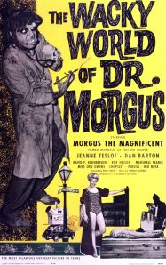 Wacky World of Dr Morgus 1963