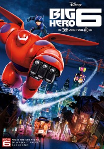 Favorite of the Month: Big Hero 6