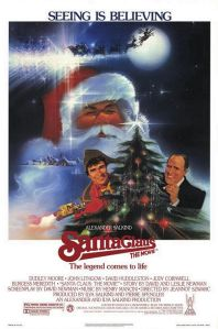 Santa Claus the Movie Poster