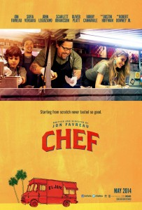 Favorite of the Month: Chef (2014)
