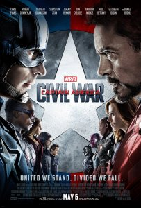 Captain America-Civil War Poster
